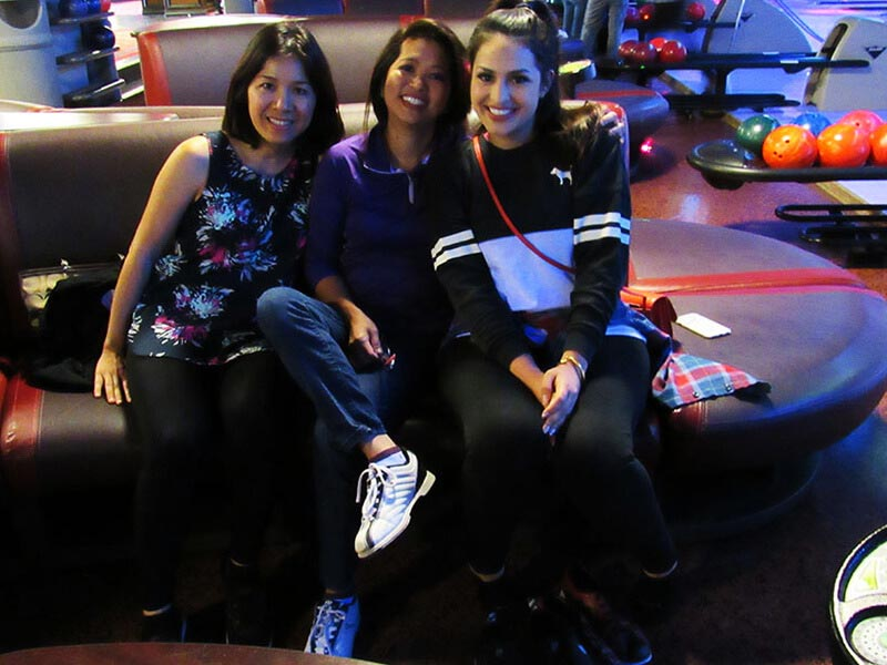 Akua Bowling Alley Fun Alumni Photo 2