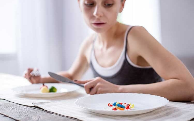 Complicated Relationship Between Substance Abuse and Eating Disorders