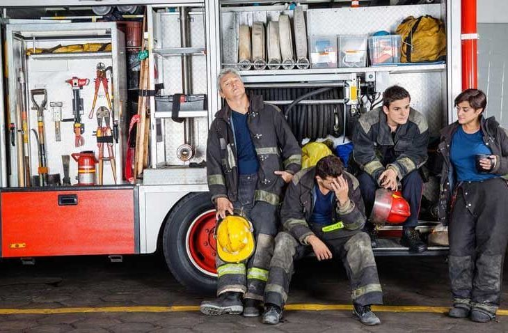 First Responders are Heroes - PTSD Does Not Denote Weakness