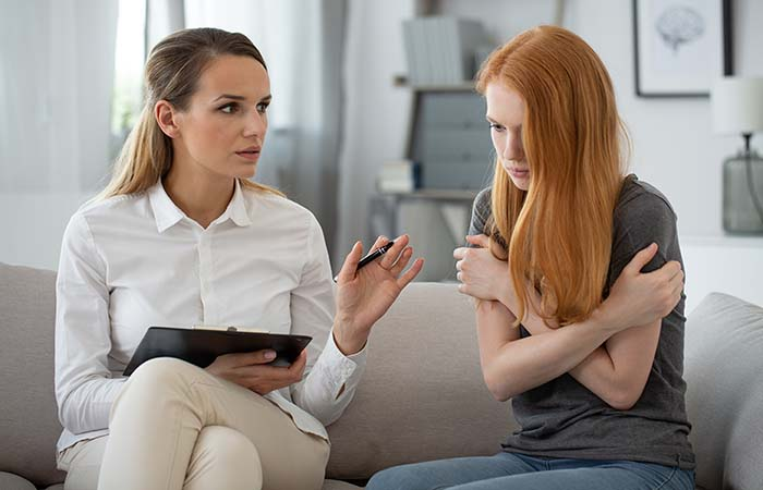 Substance use disorder with teenagers