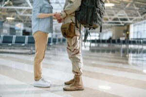 Family Support Groups for Military Spouses